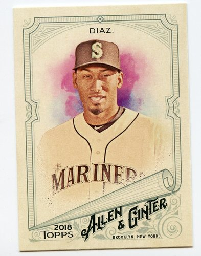 Photo of 2018 Topps Allen and Ginter #328 Edwin Diaz SP