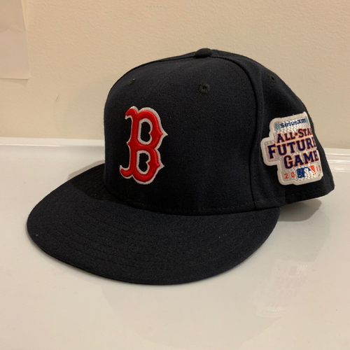 Photo of 2013 All Star Futures Game -  Game Used Cap  - Anthony Ranaudo (Boston Red Sox) Size - 7 -3/8