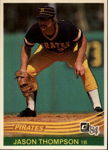 Photo of 1984 Donruss #64 Jason Thompson