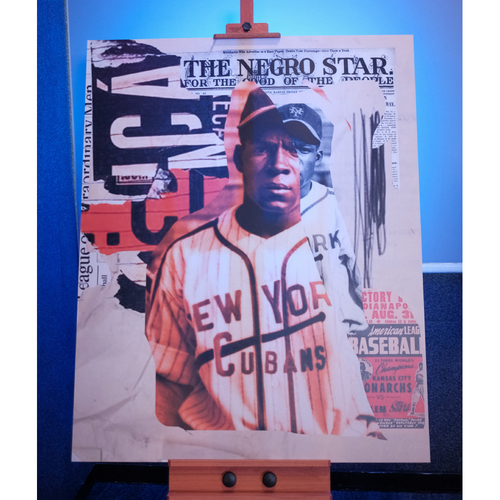 Photo of Negro Leagues - New York Cubans Collage