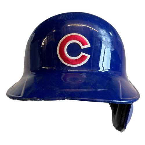 Photo of Willson Contreras Team-Issued Helmet -- Size 7 5/8 -- 2021 Season