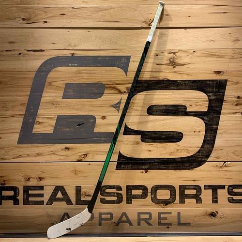 William Nylander 2020-21 Used Bauer Stick (Right - Green)