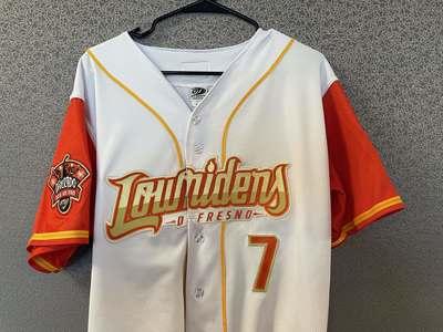Cristopher Navarro Lowriders jersey