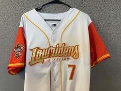 Photo of Cristopher Navarro Lowriders jersey