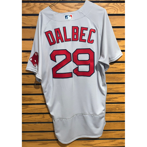 Photo of Bobby Dalbec Team Issued 2021 Road Jersey