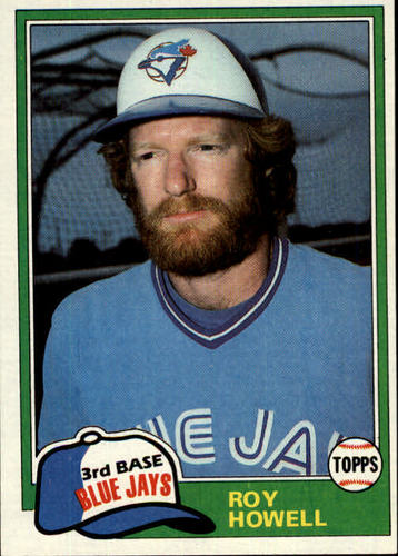 Photo of 1981 Topps #581 Roy Howell