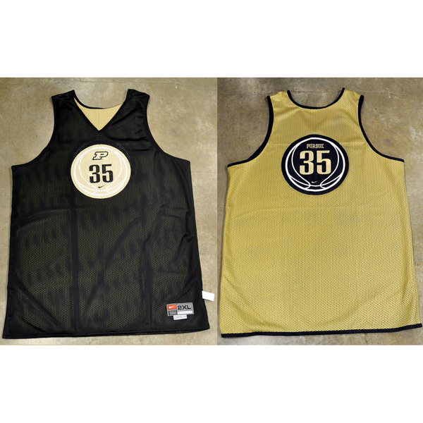 Photo of Nike Men's Basketball Official Practice Jersey // Basketball // No. 35