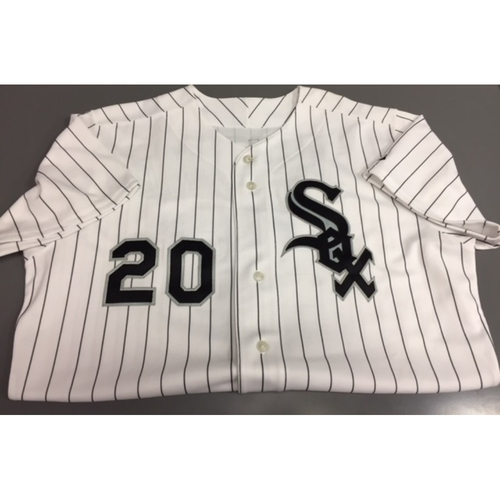 Photo of Countdown to SoxFest - Jon Garland Team Issued Jersey