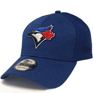 Toronto Blue Jays Shaded Front Adjustable Cap by New Era