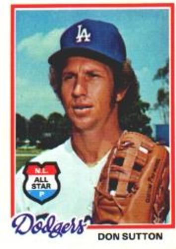 Photo of 1978 Topps #310 Don Sutton