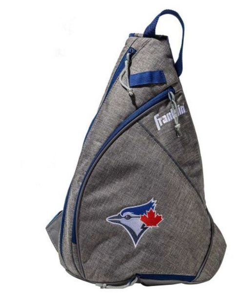 Toronto Blue Jays Slingbak Baseball Bag by Franklin Sports