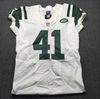 Jets - Mossis Madu PreSeason Used Jersey Size 42