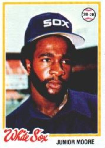 Photo of 1978 Topps #421 Junior Moore RC