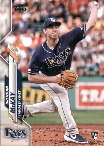 Photo of 2020 Topps #69 Brendan McKay RC