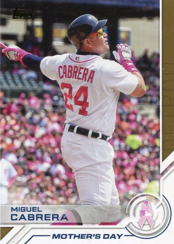 Photo of 2017 Topps Salute #S2 Miguel Cabrera