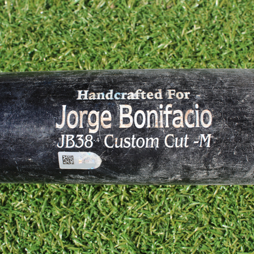 Photo of Team-Issued Bat: Jorge Bonifacio