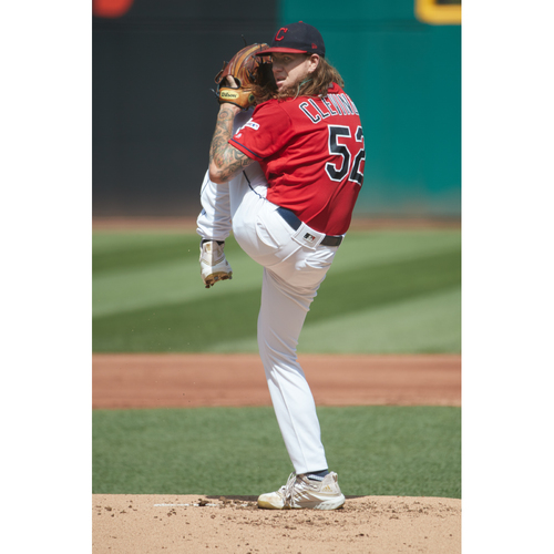 Photo of PRESALE - Mike Clevinger Team-Issued or Game-Worn Jersey from 9/5/20 Game