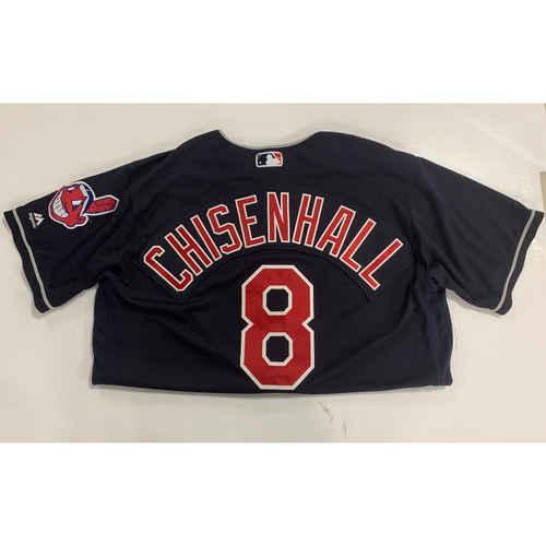 Team Issued Jersey - Lonnie Chisenhall #8