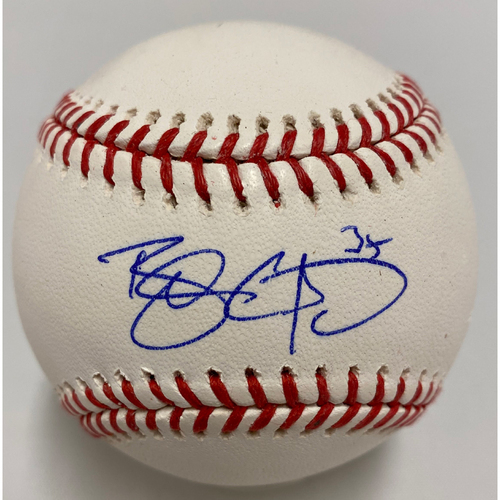 Photo of #35 Brandon Crawford Autographed Baseball