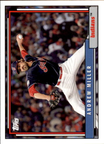 Photo of 2017 Topps Archives #274 Andrew Miller