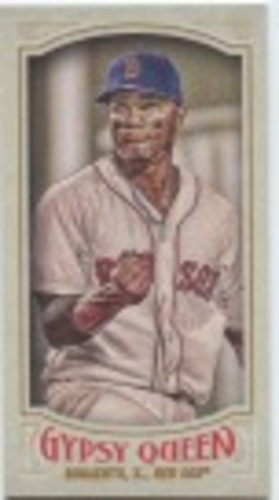 Photo of 2016 Topps Gypsy Queen Mini #65 Xander Bogaerts