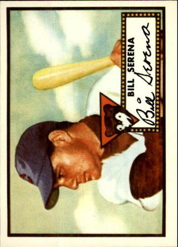 Photo of 1983 Topps 1952 Reprint #325 Bill Serena