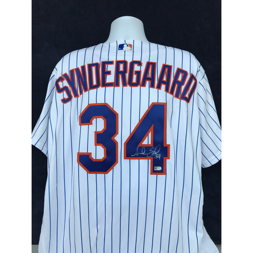 Photo of Mauer & Friends Kids Classic Charity Auction: Noah Syndergaard Autographed Jersey