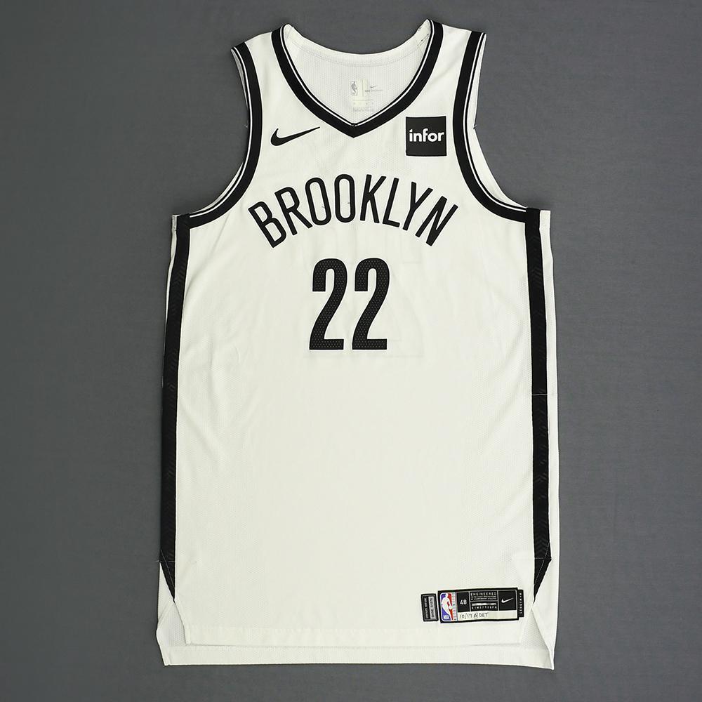 sports shoes 5a830 390f6 Caris LeVert - Brooklyn Nets - Kia NBA Tip-Off 2018 - Game ...
