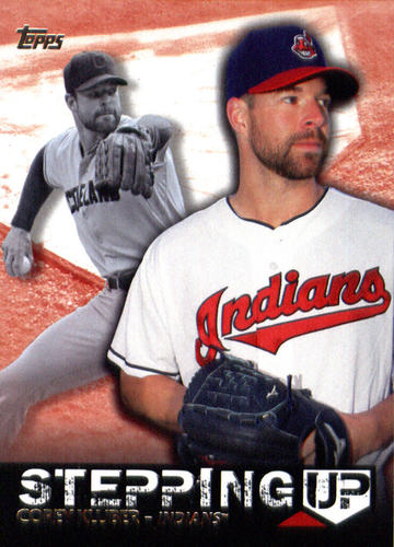 Photo of 2015 Topps Stepping Up #SU18 Corey Kluber