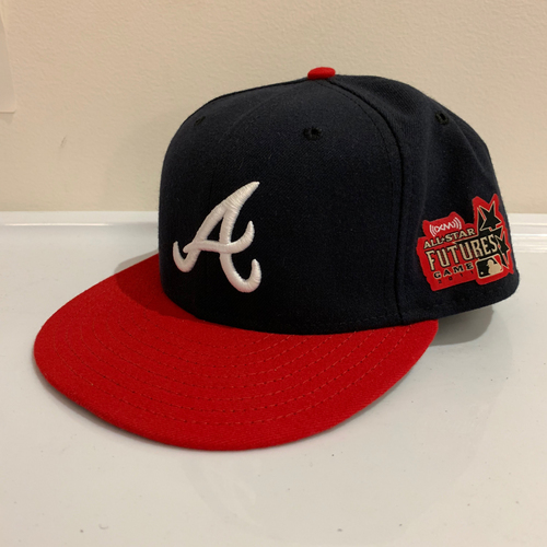 Photo of 2011 All Star Futures Game -  Game Used Cap  - Arodys Vizcaino (Atlanta Braves) Size - 7 -1/4