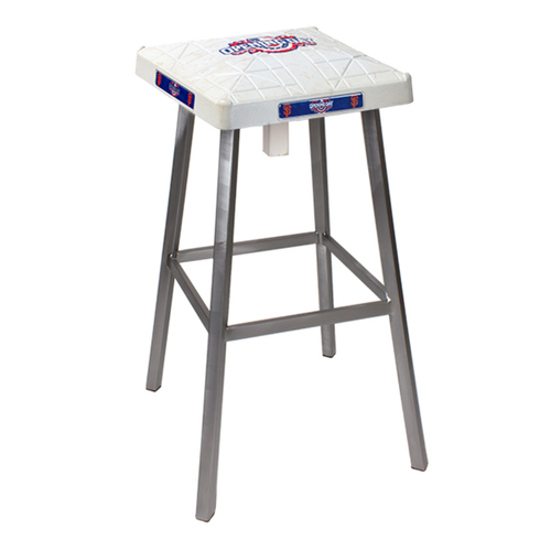 Photo of Tokens & Icons San Francisco Giants Game Used Base Stool