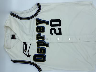 Miguel Montero Game Worn Jersey - #20 - Size 46