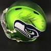 NFL - Seahawks Shaquile Griffin Signed Proline Helmet