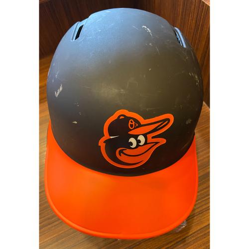 Photo of Austin Hayes Team-Issued Batting Helmet - Size 7 1/8