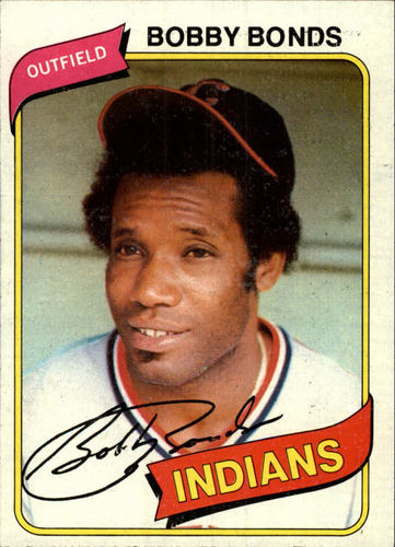 Photo of 1980 Topps #410 Bobby Bonds