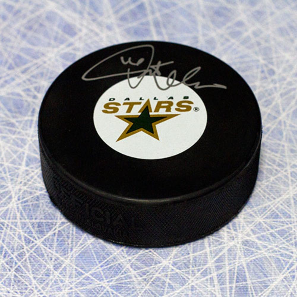 Pat Verbeek Dallas Stars Autographed Hockey Puck