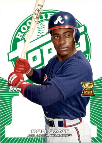 Photo of 2005 Topps Rookie Cup Green #65 Ron Gant