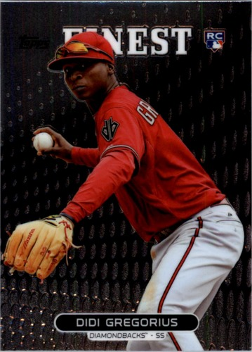 Photo of 2013 Finest #45 Didi Gregorius Rookie Card
