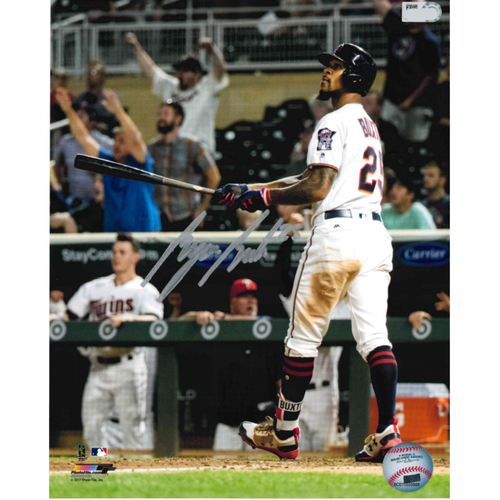 Photo of Minnesota Twins Autographed 8x10 Photo - Byron Buxton