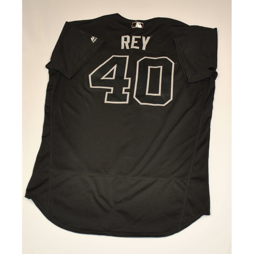 "Photo of Reynaldo ""Rey"" Lopez Chicago White Sox Game-Used 2019 Players' Weekend Jersey"