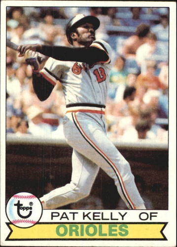 Photo of 1979 Topps #188 Pat Kelly