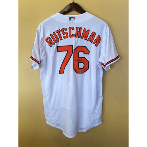 Photo of Adley Rutschman: Jersey (Autographed)