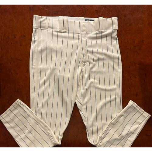 Photo of Tony La Russa Team Issued Pants - August 12, 2021 - Dyersville, Iowa