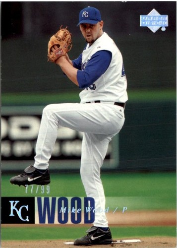 Photo of 2006 Upper Deck Silver Spectrum #647 Mike Wood