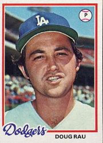 Photo of 1978 Topps #641 Doug Rau