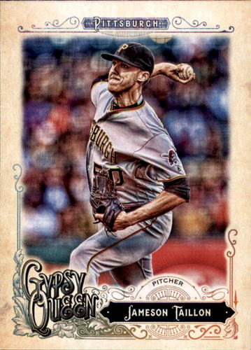 Photo of 2017 Topps Gypsy Queen #60 Jameson Taillon