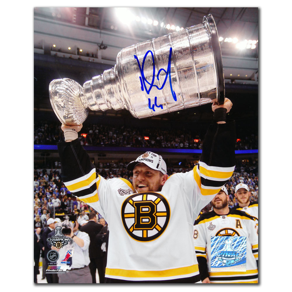 finest selection db534 042b2 Dennis Seidenberg Boston Bruins 2011 STANLEY CUP Autographed ...