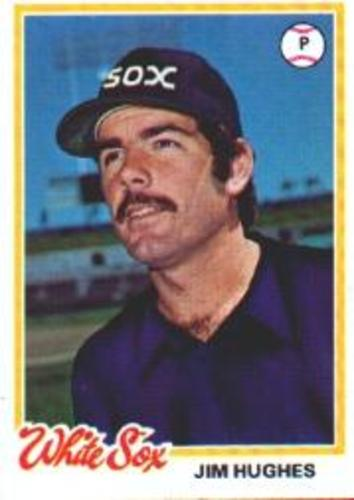 Photo of 1978 Topps #395 Jim Hughes