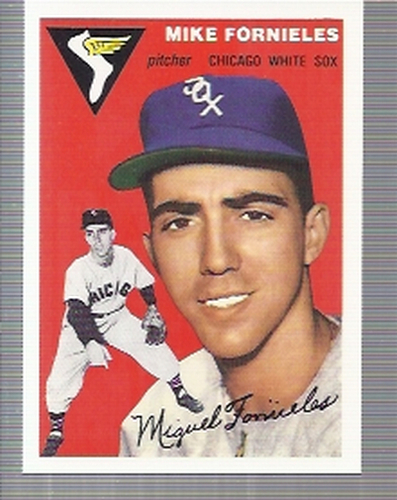 Photo of 1994 Topps Archives '54 #154 Mike Fornieles