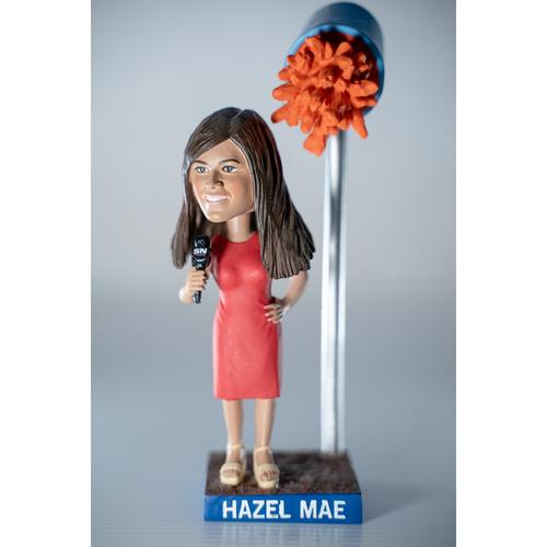 Photo of Hazle Mae Bobblehead